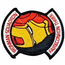 Iron man patches