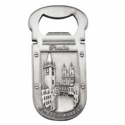 Souvenir bottle opener